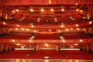 playhouse theatre seating plan edinburgh