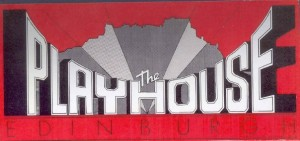 Edinburgh Playhouse Old Logo