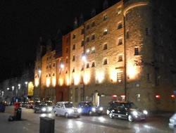 Raddison Blu Hotel Edinburgh