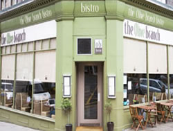 The Olive Branch Edinburgh