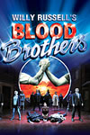 Blood Brothers musical poster