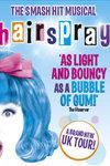 Hairspray UK Tour poster